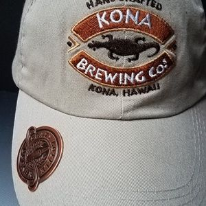 Kona brewing adjustable liquid Aloha cap headgear